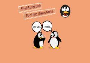 Shell脚本简明教程