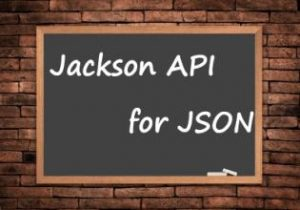 Jackson的使用