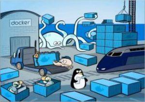 Docker介绍和部署
